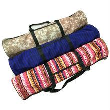 Colchoneta Yoga Bag Backpack Gym Bag Mochila Yoga Mat Bags Multifunctional Packet Mat For Sport Mats Backpacks Stripe Carrier