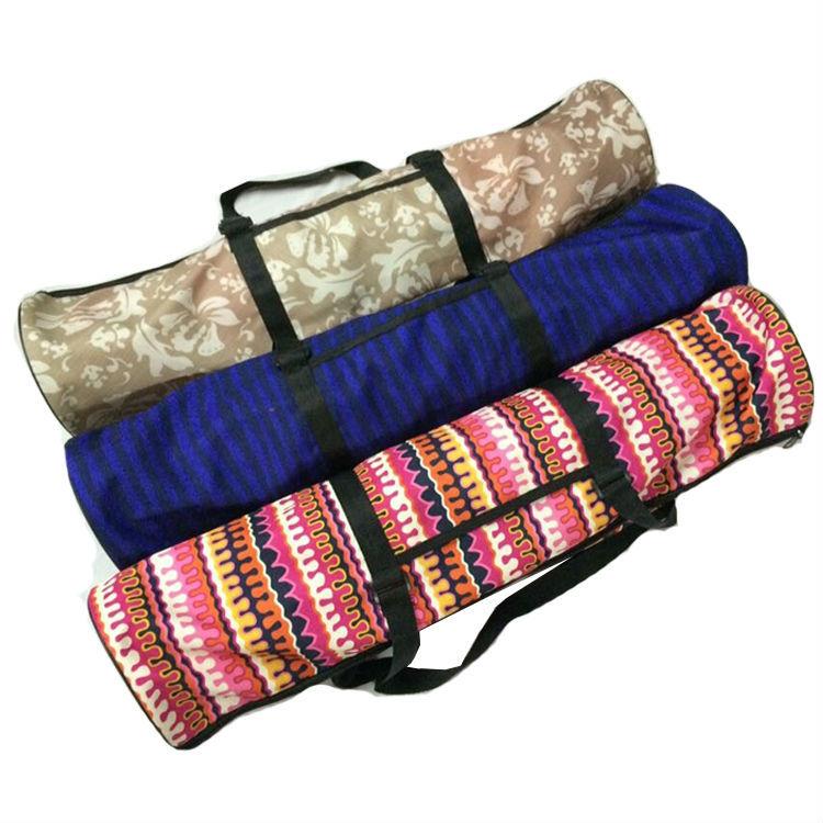 Colchoneta Yoga Bag Backpack Gym Mochila Yoga Mat Bag Multifunctional Packet Mat For Sport Mats Backpacks Stripe Carrier(China (Mainland))