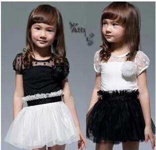 Платье для девочек Changwei 2015 B1004