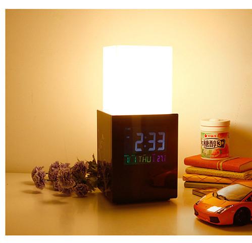 романтический прикроватные derlook настроить часы будильник