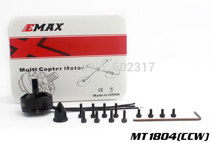 Original Emax MT1804 2480KV KV2480 CW / CW Thread Brushless Motor for Drone RC FPV Quadcopter toys spare part high quality(China (Mainland))