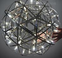 Free shipping Dia 40cm Holland Moooi Raimond firework shape  LED light