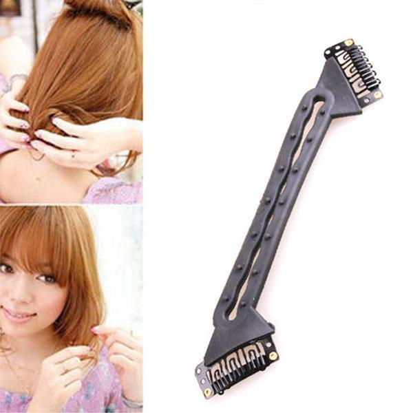 Magic DIY Hairstyle Hair Roller Twist Clip Stick Style BOB Maker Hair Tools(China (Mainland))