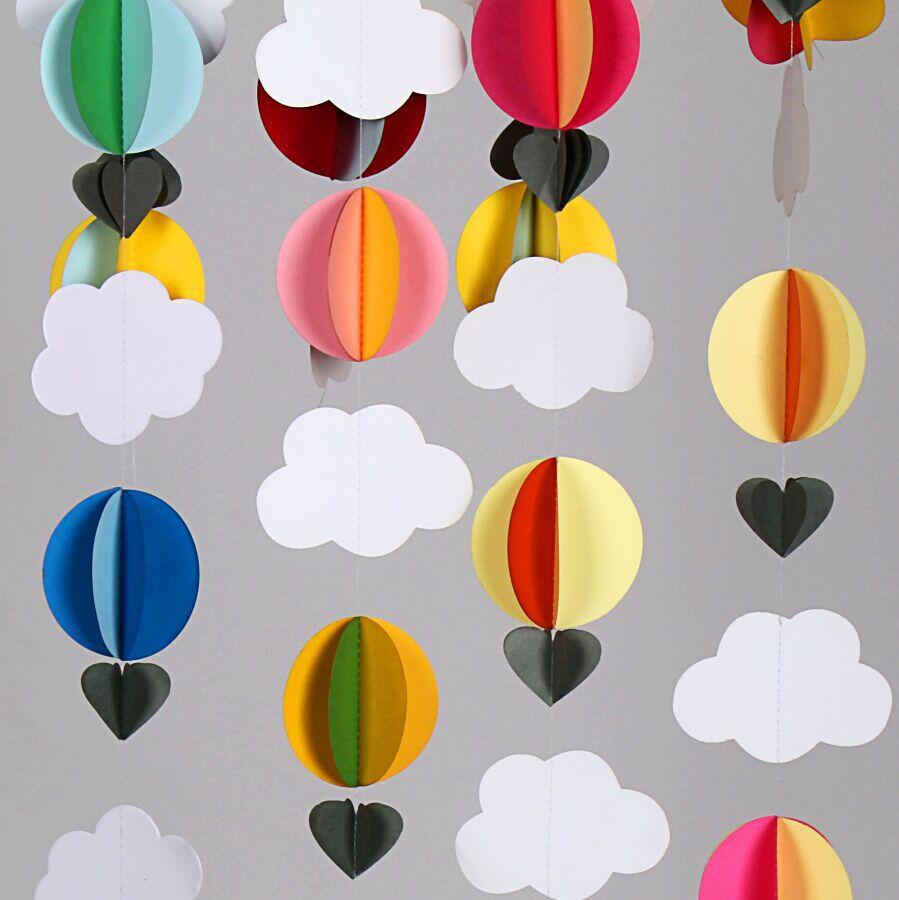 Воздушные шары гирлянда своими руками 52