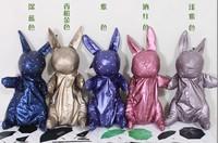 New Mini Lady and Children Umbrella, 5- folding Sunny and Rainny Umbrella, UV Protection Lovely Rabbit model Umbrella for gift.