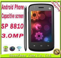 Cheap Smart Phone Android cell phone 3MP camera Capacitive screen  polish hebrew greek czech romana russian lietuviu