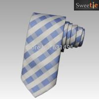 2015 Mens Tie Solid 100% Silk Jacquard Woven Business Tie hanky Cufflinks Set for men Formal Wedding Party comfortable