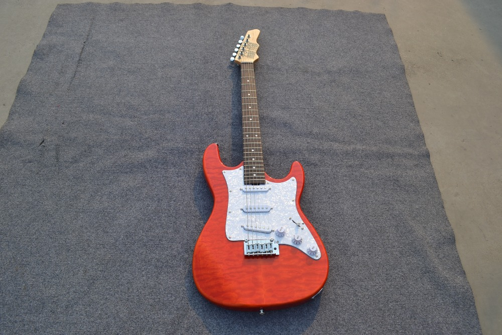 fenda guitar Wholesale customized DIY electric guitar beauty of paragraph of EMS free shipping thank you(China (Mainland))