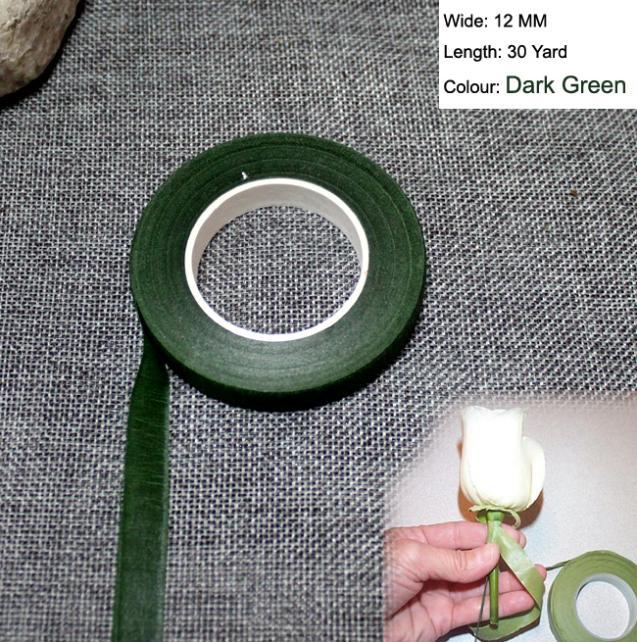 Канцелярская клейкая лента Unbranded 1 30 flower-tape-green unbranded 1 mhb012