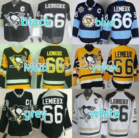 Hockey Mario Lemieux Jersey Cheap Hockey Jerseys 66 Mario