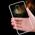 Note 4 Case Luxury Ultra Thin Crystal Clear Soft Tpu Gel