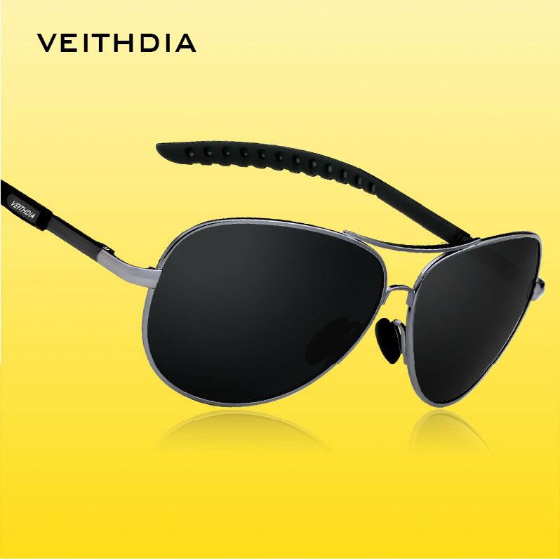 Мужские солнцезащитные очки VEITHDIA 2015 oculos Wayfarer 3088 мужские солнцезащитные очки da 2015 oculos sg0921