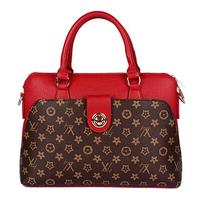 2015 fashion brands bolsa European flower printing casual shoulder bag,new multi-functional portable handbag,women's hand bag