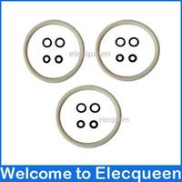 3pcs /lot! Food Grade Silicone Cornelius Type Keg Seal O-Ring  Replacement Kit Set