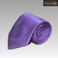 Factory sales New Fashion Multicolour Stripe Silk Classic Jacquard  Woven Man Tie Necktie Wedding Party Suit Gift