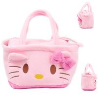 New Pink Kitty MINI Bag bento bag for kids children wholesale children handbags totes