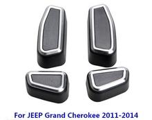 2011 2012 2013 2014 SRT8 Interior Accessories grand cherokee seats adjustment button switch cover trim frame trim