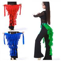 Belly Dance Waist Band Costume Hip Scarf Belt Wave Tassel Waist Chain 12 color