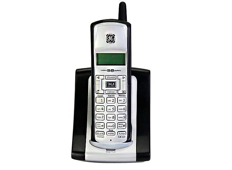 Digital Cordless Phone Single ge Digital Cordless Phone