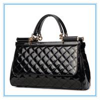 Women Shouder Bags Solid PU Leather Waterproof Hand Bags All-match Handbags Street Women Messenger Bags