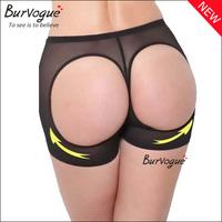 Sexy women butt lifter shaper spandex booty lifter boyShort butt enhancer tummy control panties body shaper slimming underwear