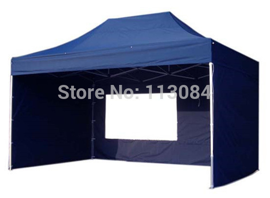 FREE SHIPPING professional aluminum 2m x 3m outdoor pop up tent / easy up canopy / marquee gazebo / promotion folding tent(China (Mainland))