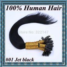 "16""18""20""22""24""26""(40cm-66cm)Nail Tip Hair Extensions 40/50/60/70/100gram lot 100s/lot Ker"