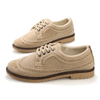 British style Brand Classic men's Oxfords shoes mens Dress Business shoes flats 2015 leather shoes british style shoes