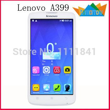 Мобильный телефон 5,0 Lenovo A399 3G Moible MTK6582M 1,3 512MB /4GB мобильный телефон lenovo k920 vibe z2 pro 4g