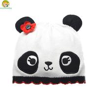 Avivababy winter hat children cute  hats brand new beanies knitted cap warm beanies for child hat Skullies & Beanies cap