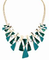 Street-chic Geometric Choker Necklace New Fashion Statement Necklace Jewelry for Women  BJN9265