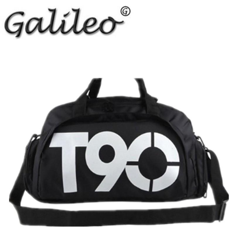 2015 new mochilas T90 Gym deporte Waterproof Outdoor luggage travel bag men's backpacks casual bolsas nylon school sport bags(China (Mainland))