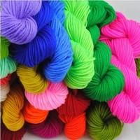 cross-stitch Acrylic crochet yarn  thread to knit  baby knitting crocheting sweater yarn healthy fashion Silk 10pcs 350g/lot