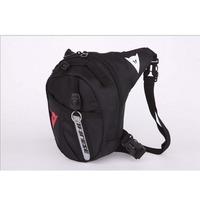 Hot Black Drop Leg Motorcycle Cycling Fanny Pack Waist Belt Bag