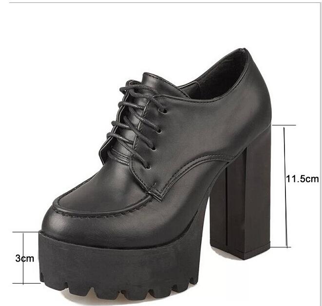 Boots Punk Punk Style Boots Platform