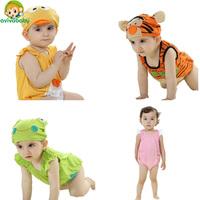 Avivababy Baby Casual Bodysuit Newborn Body Roupas de Summer Bebe Boy Bodysuits Fashion Original Swim Jumpsuit Baby Clothing2015