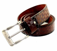2015 new fashion top men women belts wild casual style jeans belt Pu leather mix color Wholesale free shipping