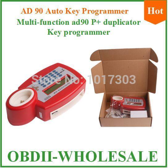 2015 Promotional ad 90 key programmer AD-90 P+key Duplicator auto Key programmer from factory price ad90 pro key programmer(China (Mainland))