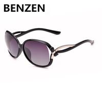 2015 Women Sunglasses Polarized UV Brand Designer Butterfly Female Sun Glasses Oculos De Sol Feminino  Gafas  With Case 6035