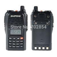 2 pcs/lot Portable BAOFENG BF-V85 2 way radios 5W 99CH UHF+VHF FM transceiver VOX DTMF walkie talkie