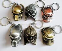 Alien vs. Predator 3D Alien Head Charm Keychain & Keys Ring Pendant Wholesale Price