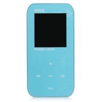 "10035TW/8 Mini Fashion Portable ONN Q2 Ultra-Slim Sporting 1.5"" TFT Screen MP3 Player with FM Radio Recording 4GB FS"