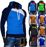 Sports Hooded Jacket Casual Winter Jackets Hoody sportswear Men's Clothing Hoodies Sweatshirts