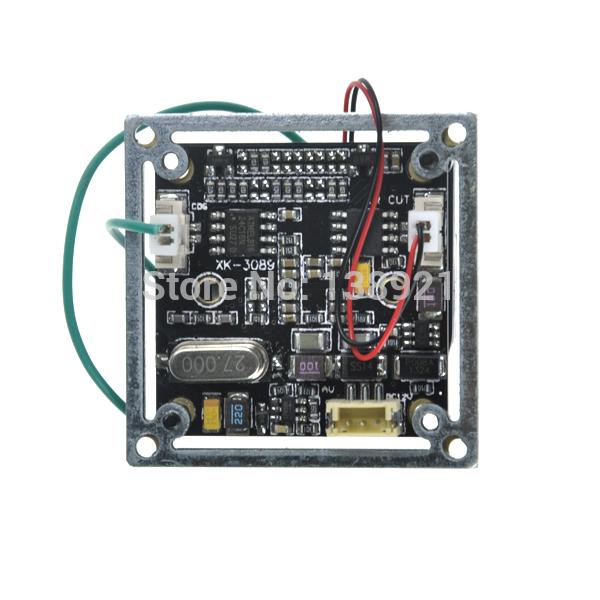 1/3'' 700TV CMOS3089 Camera Board with Small Size IR Cut for CCTV Camera(China (Mainland))