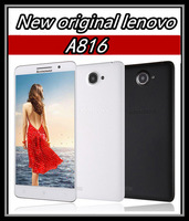 original lenovo A816 5.5 -inch MSM8916 quad-core 4 g LTE mobile dual card dual cameras