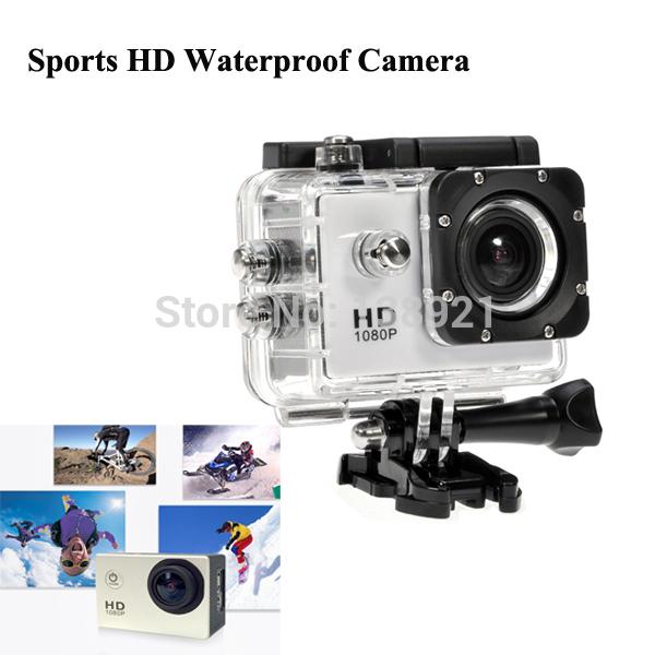 Фотокамеры и Аксессуары Diving Camera SJ4000 1080P 120 12MP 30 sport camera 1080p waterproof hd 1080p infrared waterproof bullet camera wireless ip cloud camera dwdr