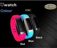 Original New U9 U See U Watch Bluetooth Smart Bracelet Wristlet Pedometer Sleep Monitoring Find Phone Camera for iPhone Samsung