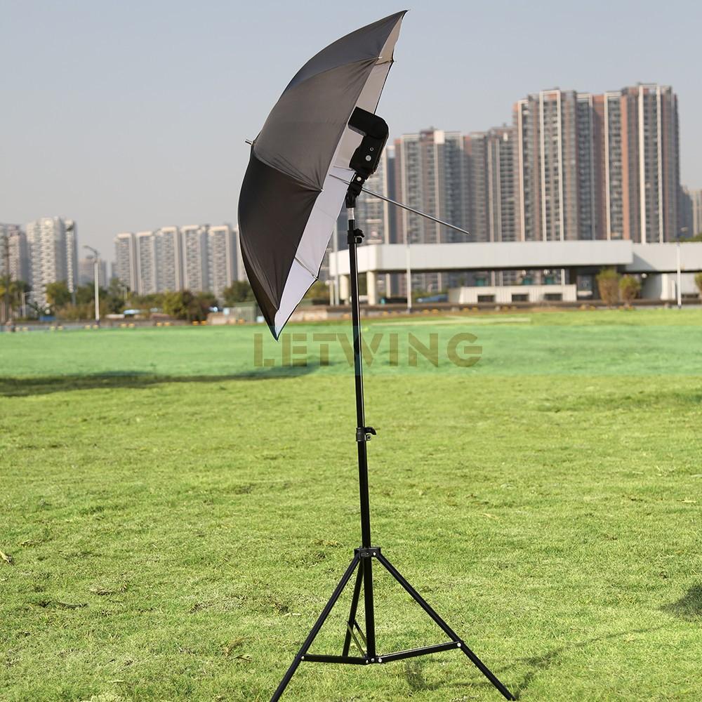 Godox V860N I-TTL Speedlite Li-ion Battery Master Manual Flash 1/8000s & Light Stand Trigger Umbrella KitFor NIKON Camera(China (Mainland))
