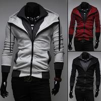 2015 New Spring Men's Fashion Brand Clothing ,Sports Casual Men's Fleece Hoodies Sweatshirts Male,Quality Fashion Design