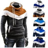 2015 new man hoody casual sweatshirt mens brand sports suit 6color fleece hoodie jackets men sportswear men hoodie sweatshirt